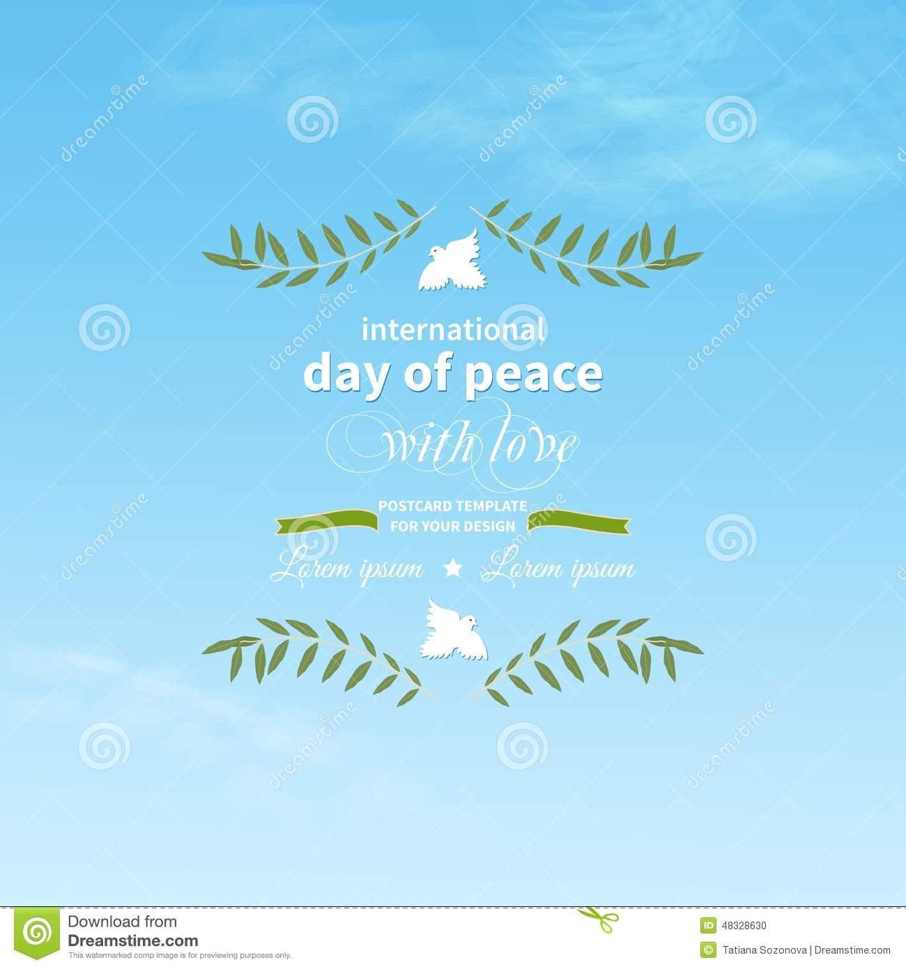 107-International Peace Day Wishes
