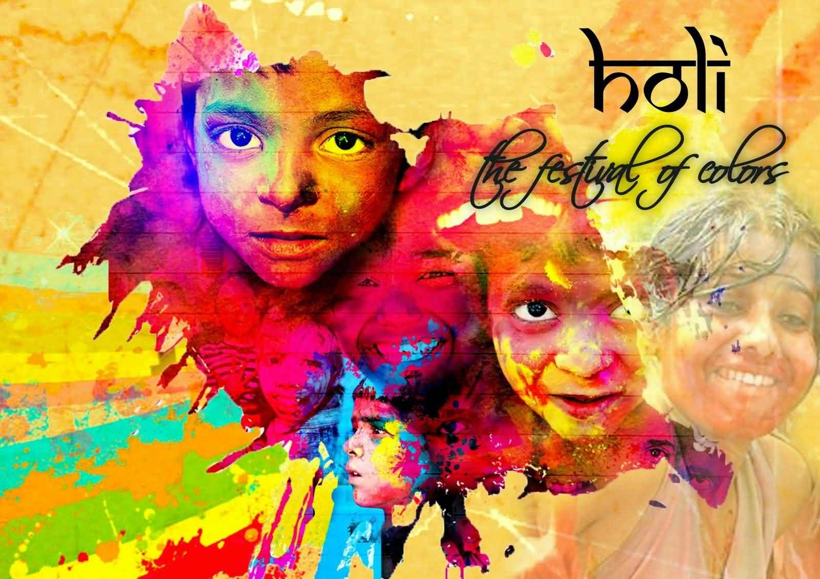 11-Holi Wishes