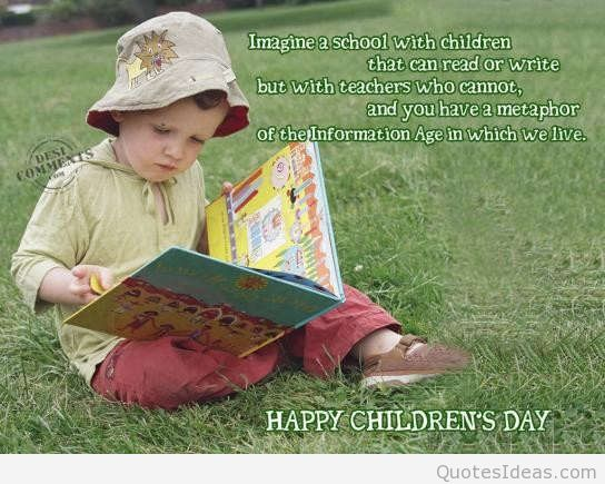 110-Happy Children Day Wishes