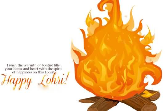 112-Happy Lohri Wishes