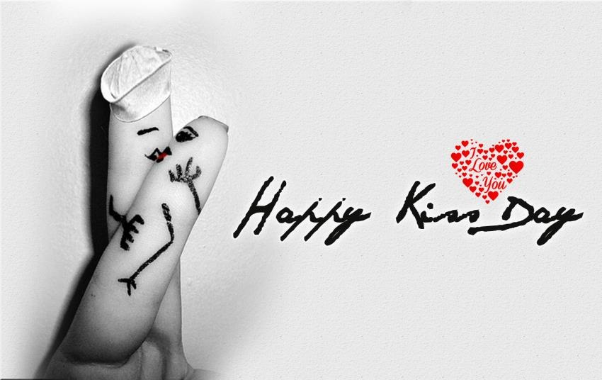 112-Kiss Day Wishes