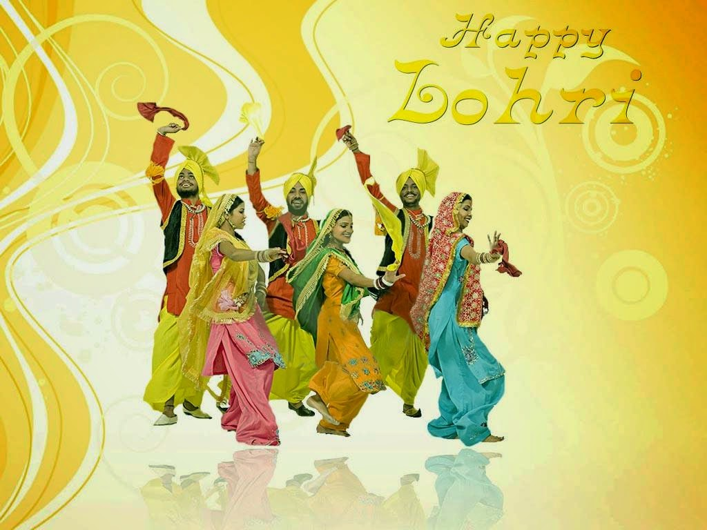 116-Happy Lohri Wishes