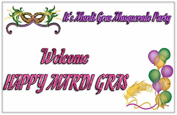 116-Mardi Gras Wishes
