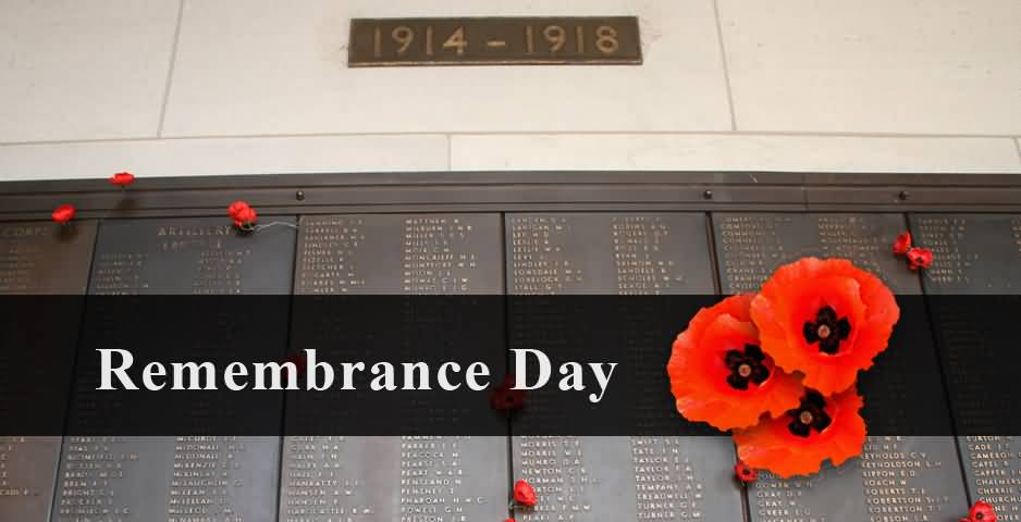 117-Remembrance Day Wishes