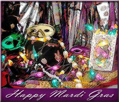 118-Mardi Gras Wishes