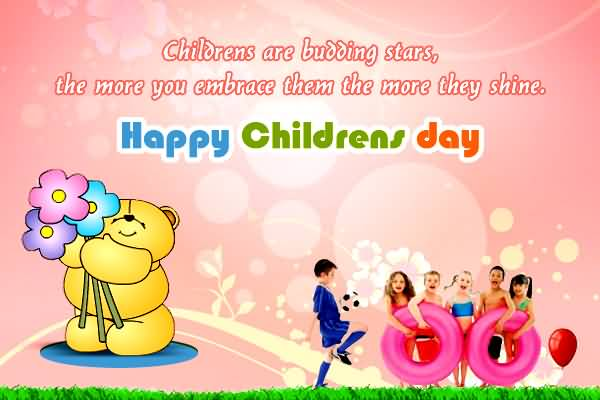 12-Happy Children Day Wishes