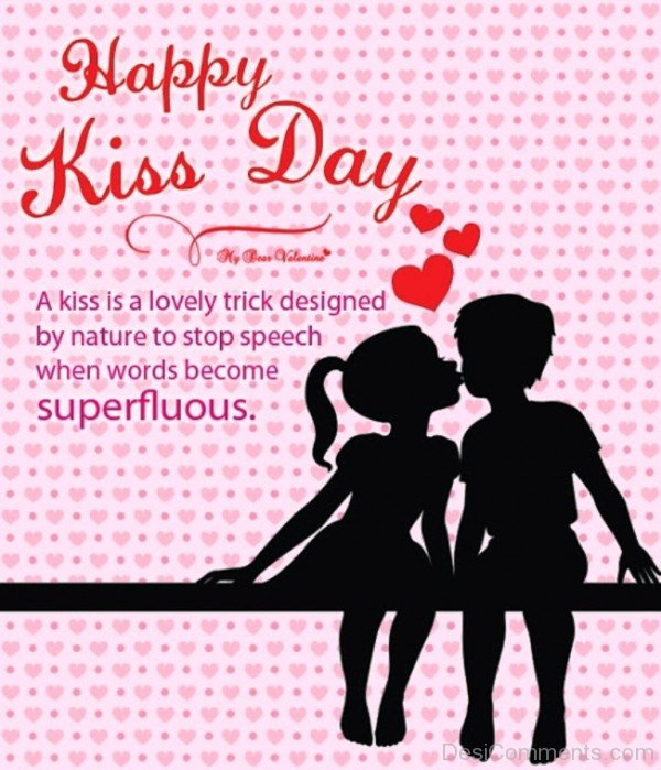 120-Kiss Day Wishes