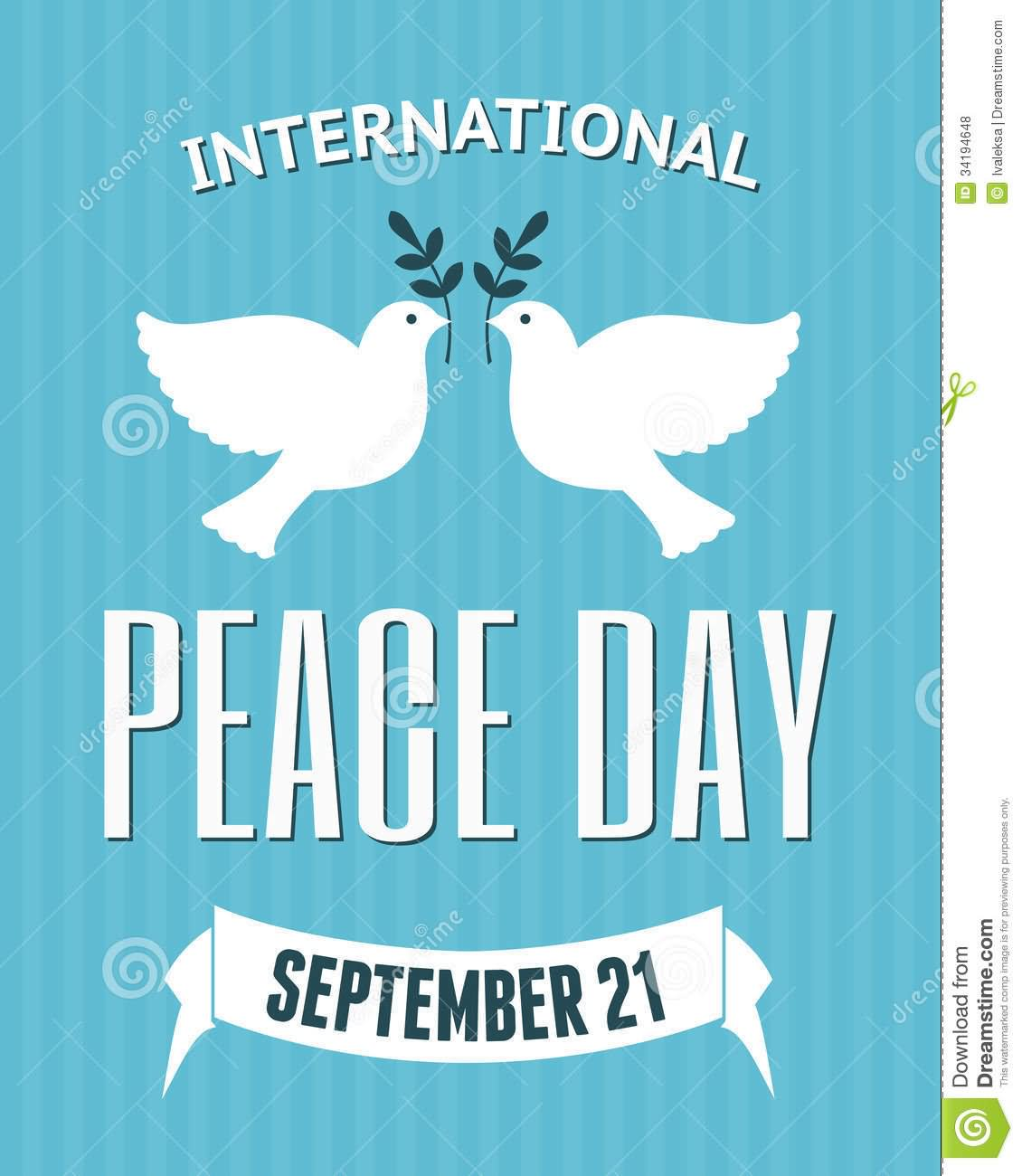 122-International Peace Day Wishes
