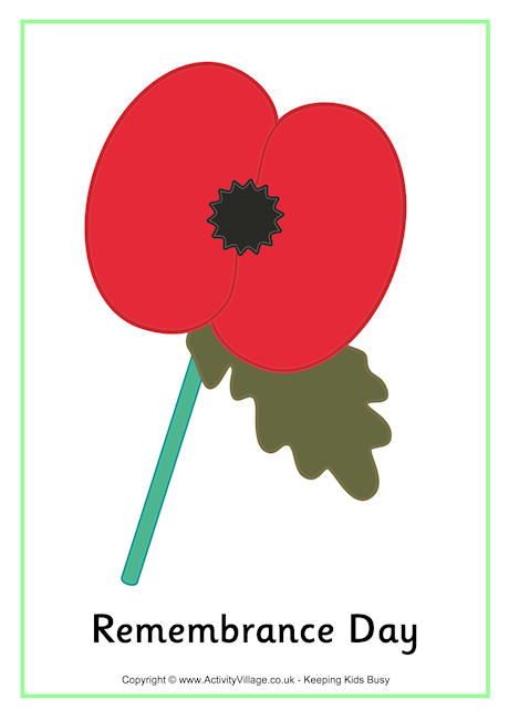 125-Remembrance Day Wishes
