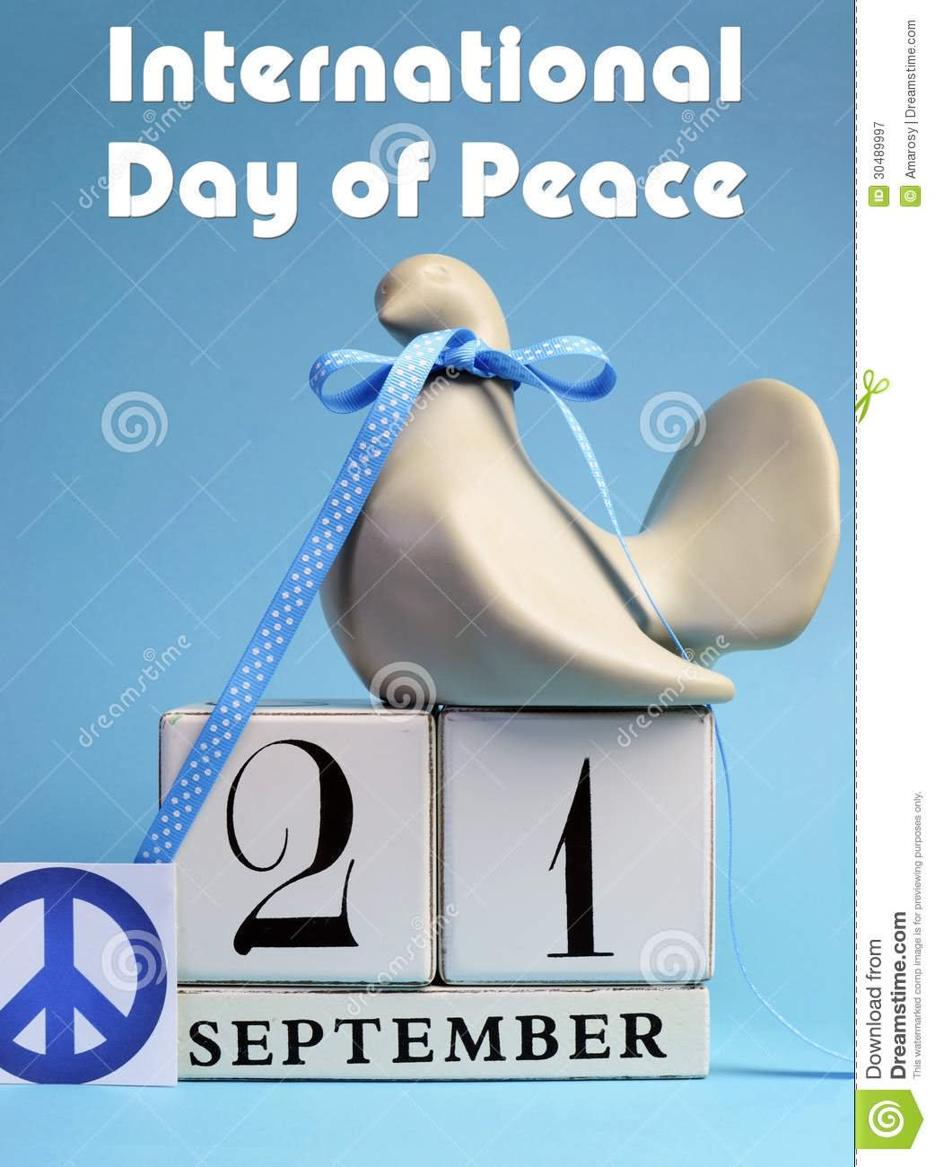 127-International Peace Day Wishes