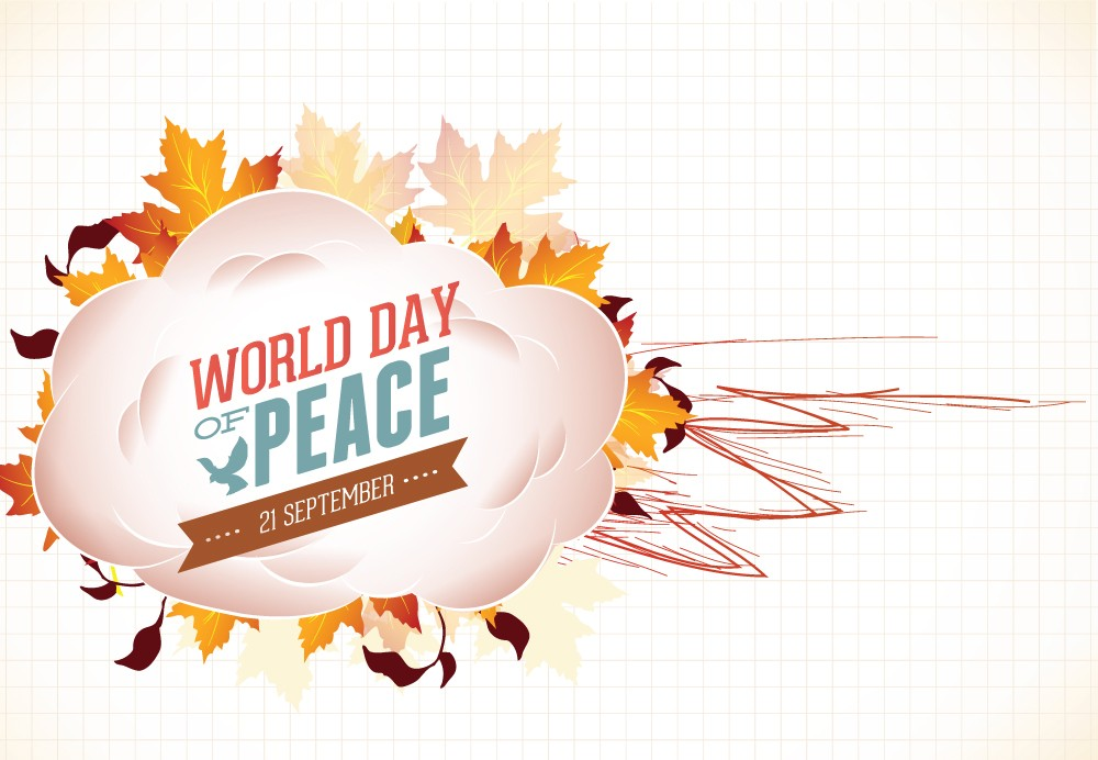 128-International Peace Day Wishes