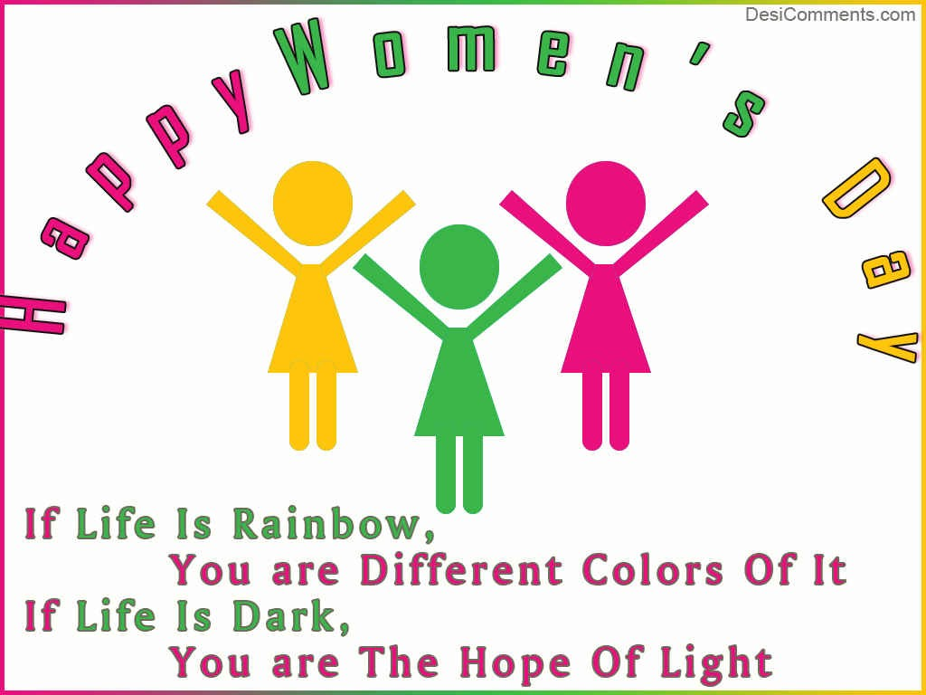 13-Happy Women's Day Wishes