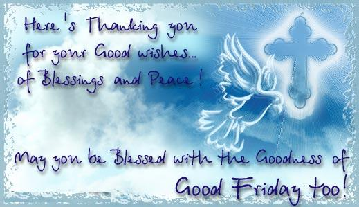 131-Good Friday Wishes