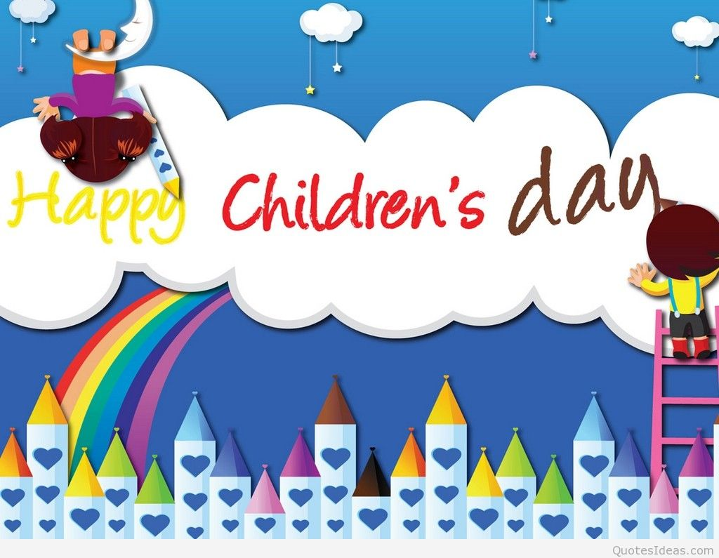 131-Happy Children Day Wishes