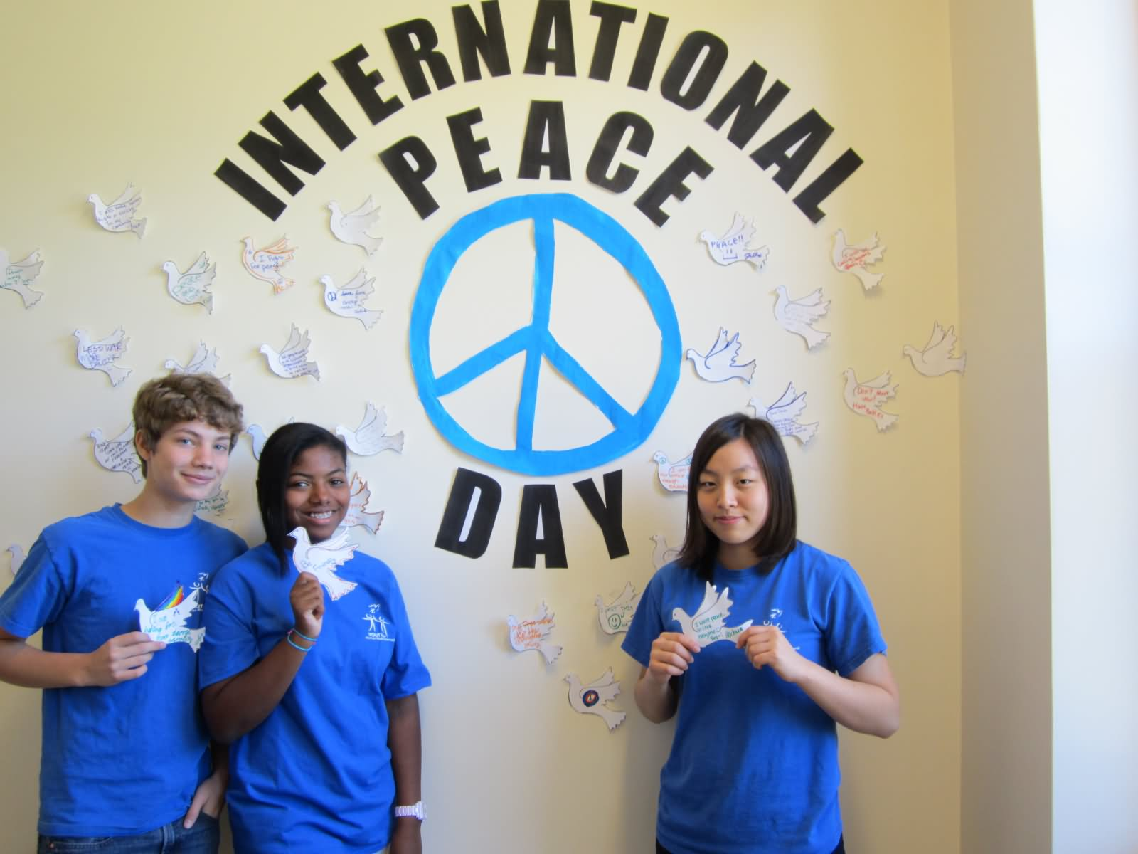 131-International Peace Day Wishes
