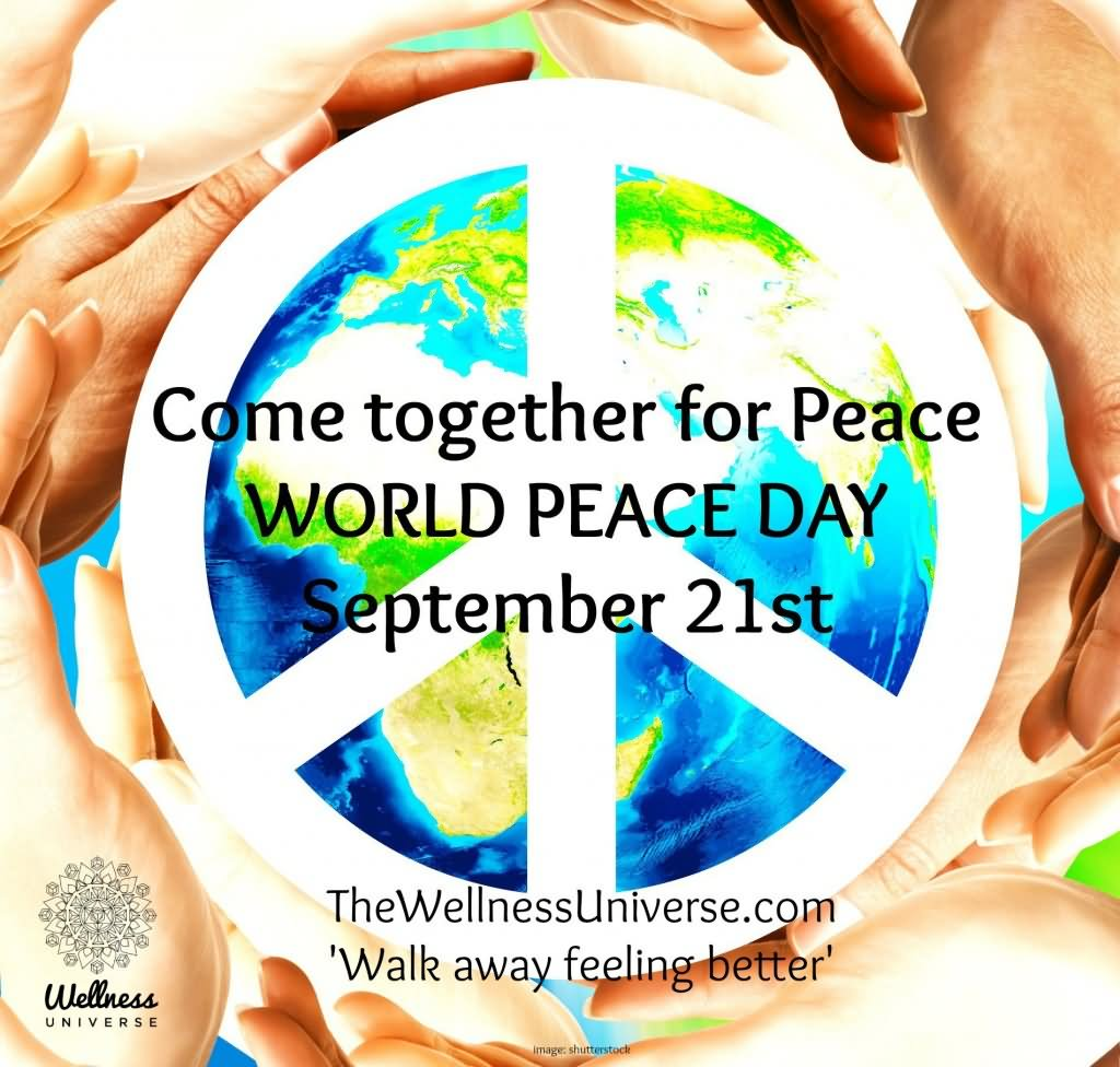 132-International Peace Day Wishes