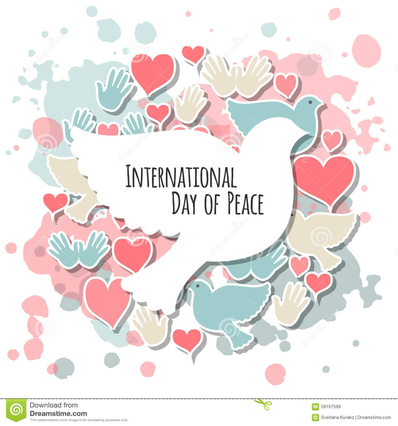 135-International Peace Day Wishes