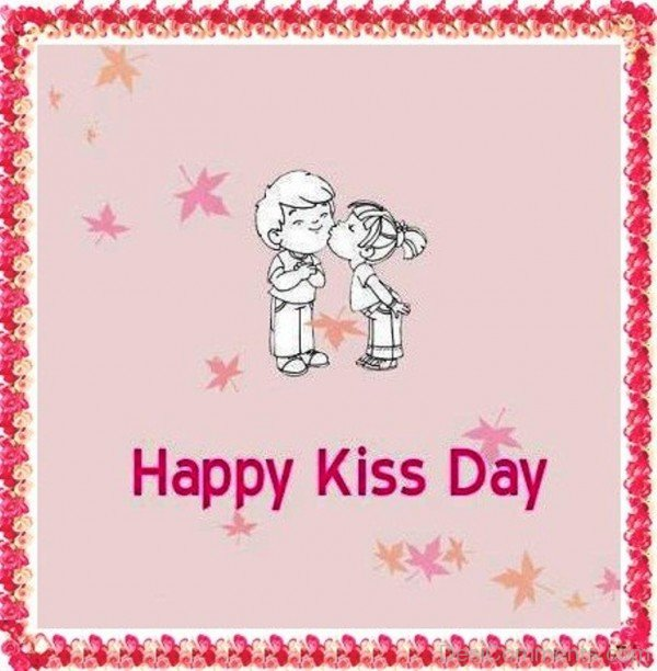 135-Kiss Day Wishes