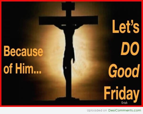 136-Good Friday Wishes