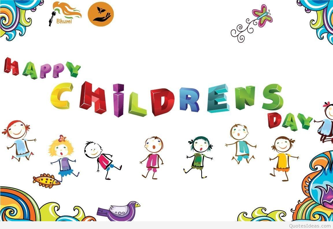 136-Happy Children Day Wishes