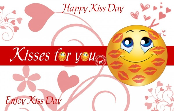 137-Kiss Day Wishes