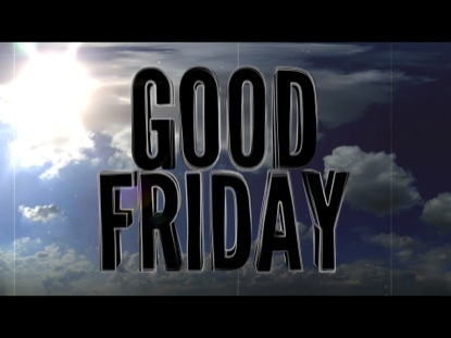 143-Good Friday Wishes