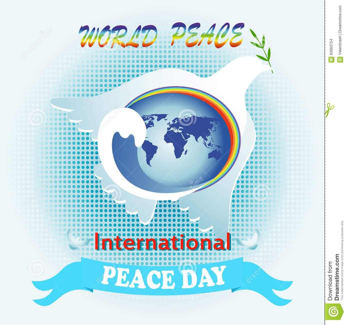 144-International Peace Day Wishes