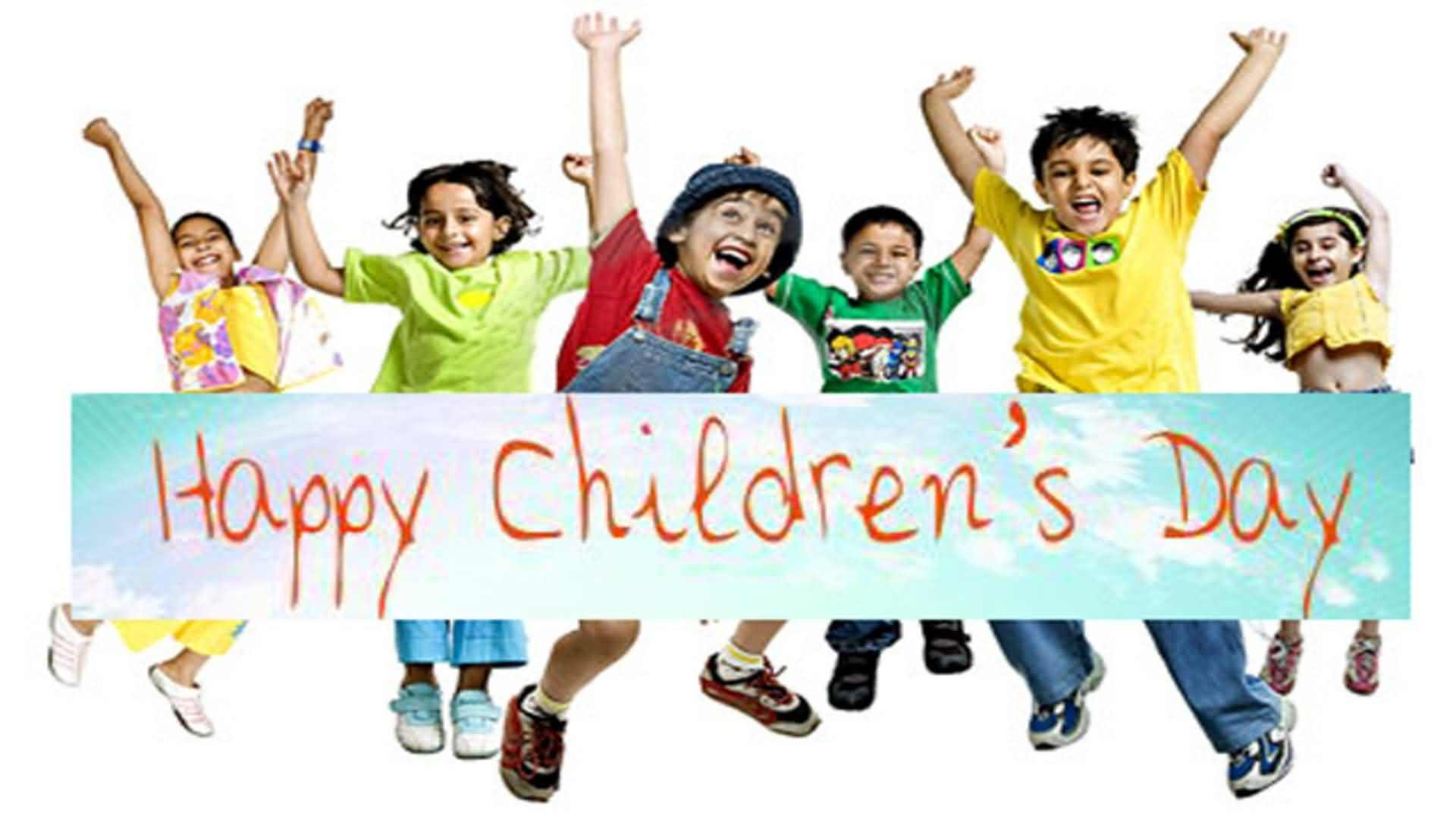 146-Happy Children Day Wishes