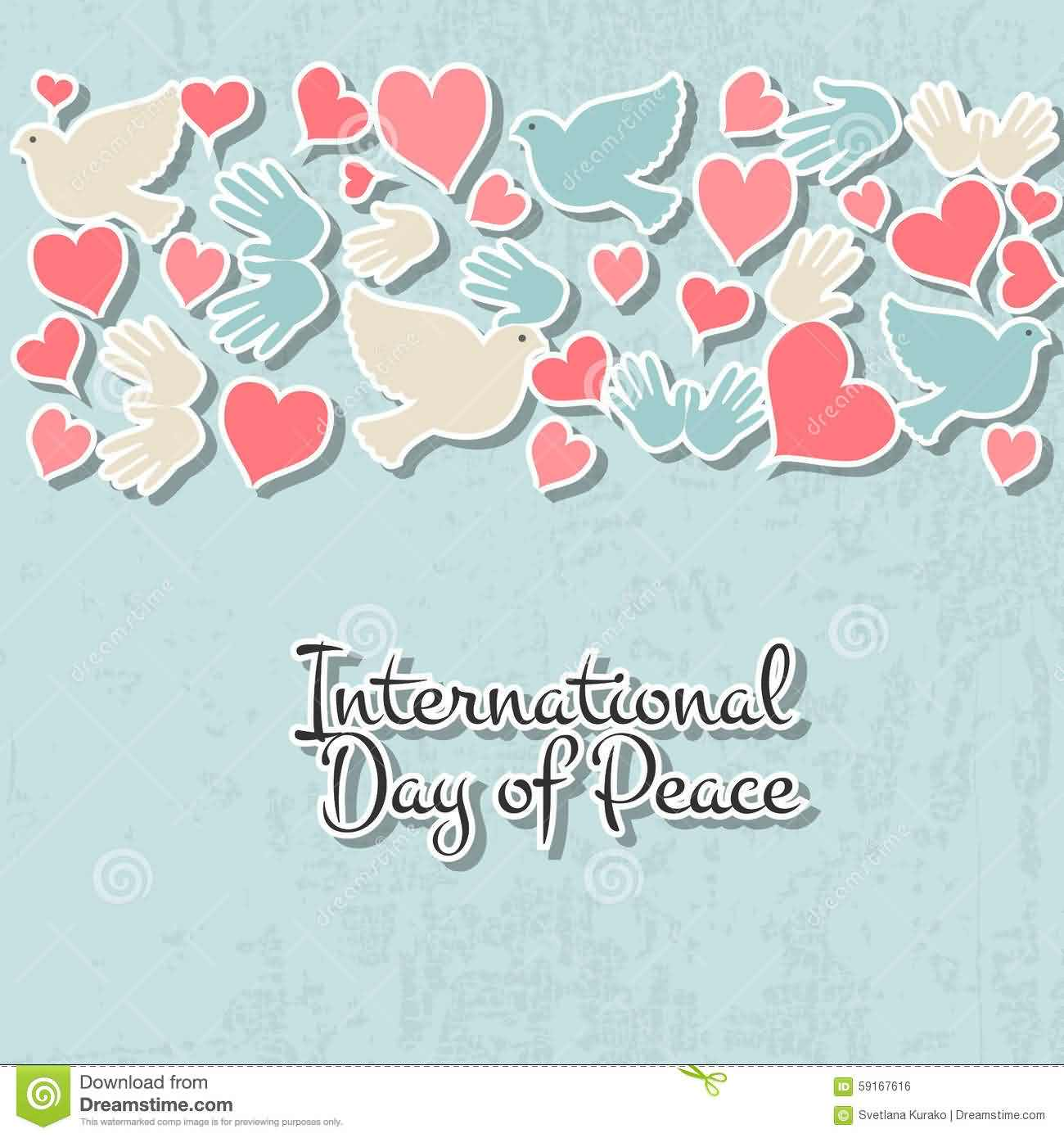 146-International Peace Day Wishes