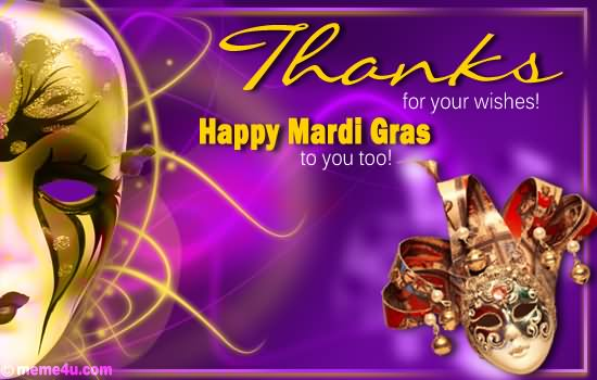 147-Mardi Gras Wishes