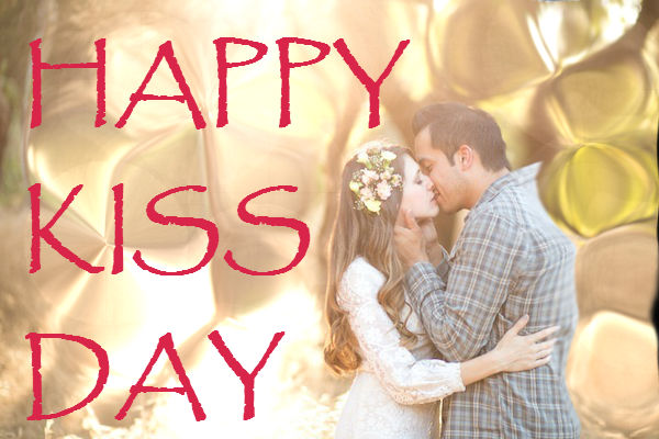 149-Kiss Day Wishes