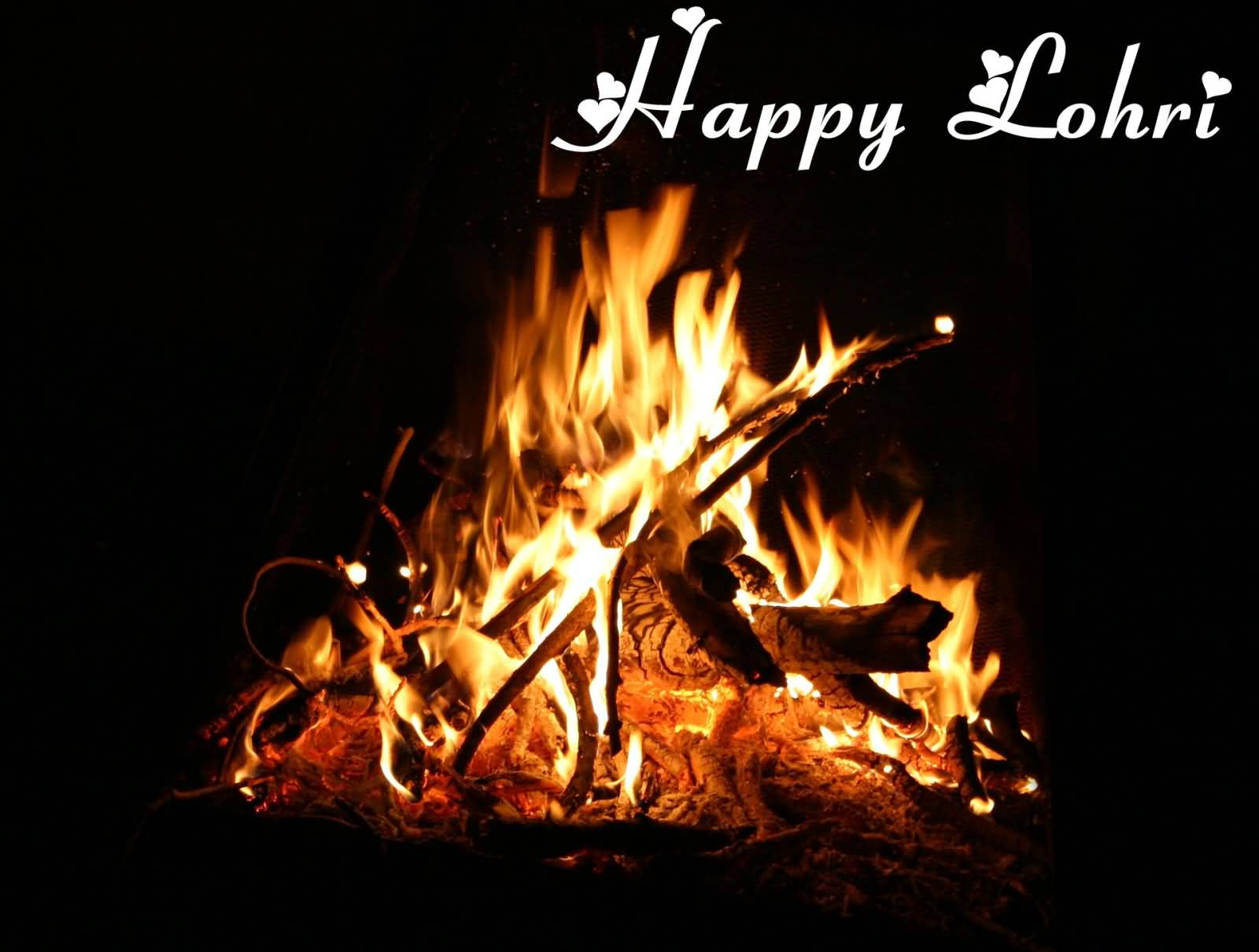 15-Happy Lohri Wishes