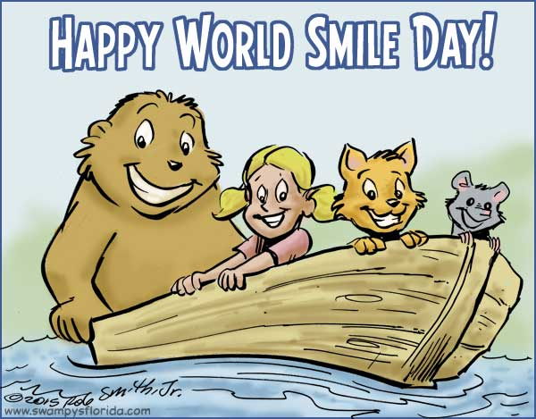 15-World Smile Day Wishes