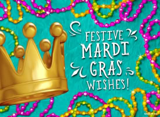 150-Mardi Gras Wishes