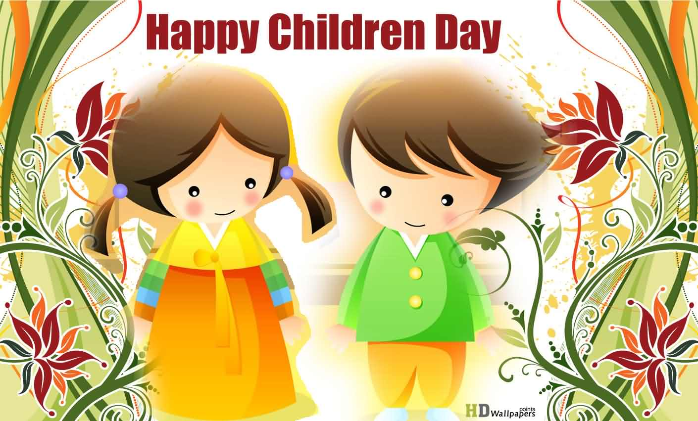 151-Happy Children Day Wishes