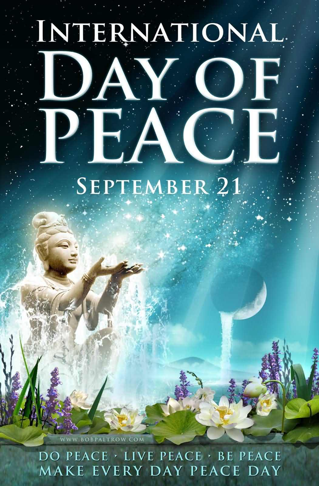 152-International Peace Day Wishes