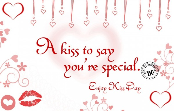 152-Kiss Day Wishes