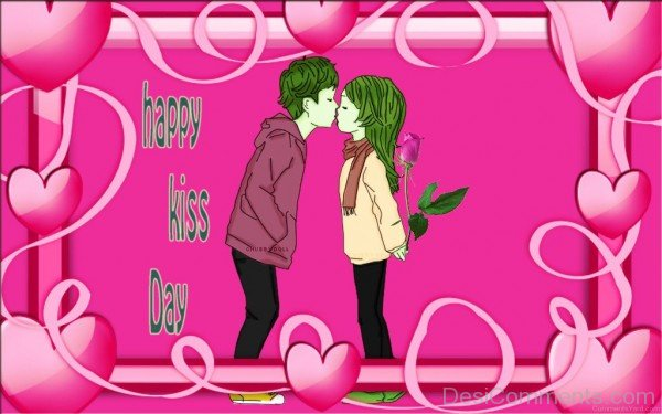 155-Kiss Day Wishes