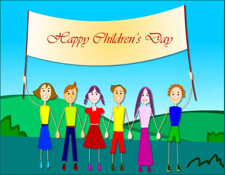 16-Happy Children Day Wishes