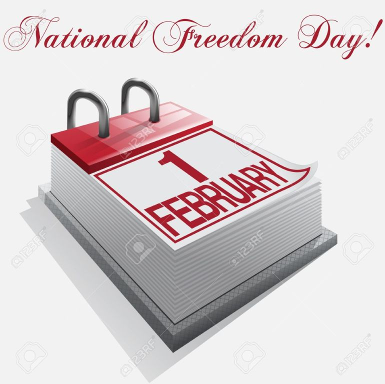 16-National Freedom Day