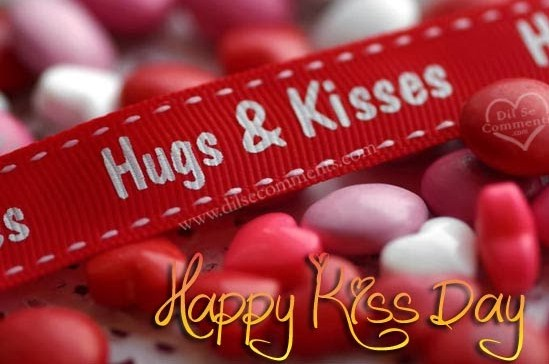 162-Kiss Day Wishes