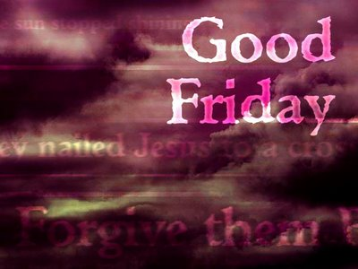 163-Good Friday Wishes