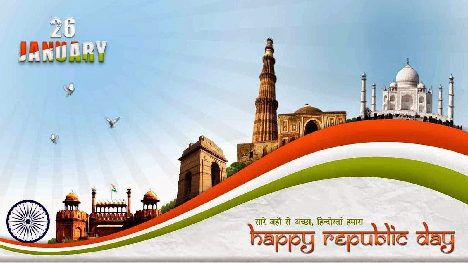 163-Republic Day Wishes