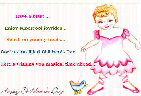 17-Happy Children Day Wishes