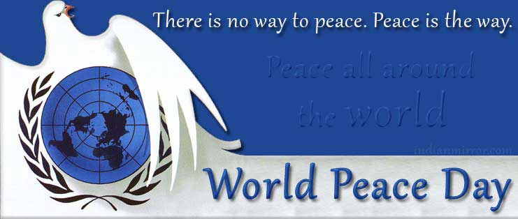17-International Peace Day Wishes