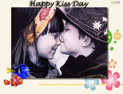 179-Kiss Day Wishes