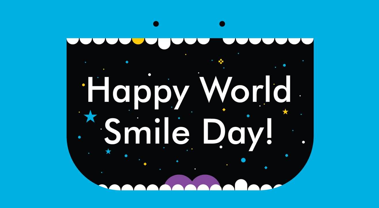 19-World Smile Day Wishes