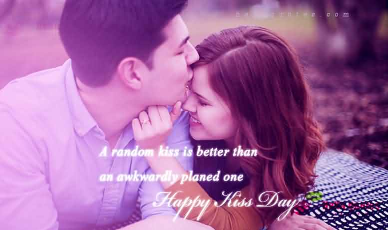193-Kiss Day Wishes