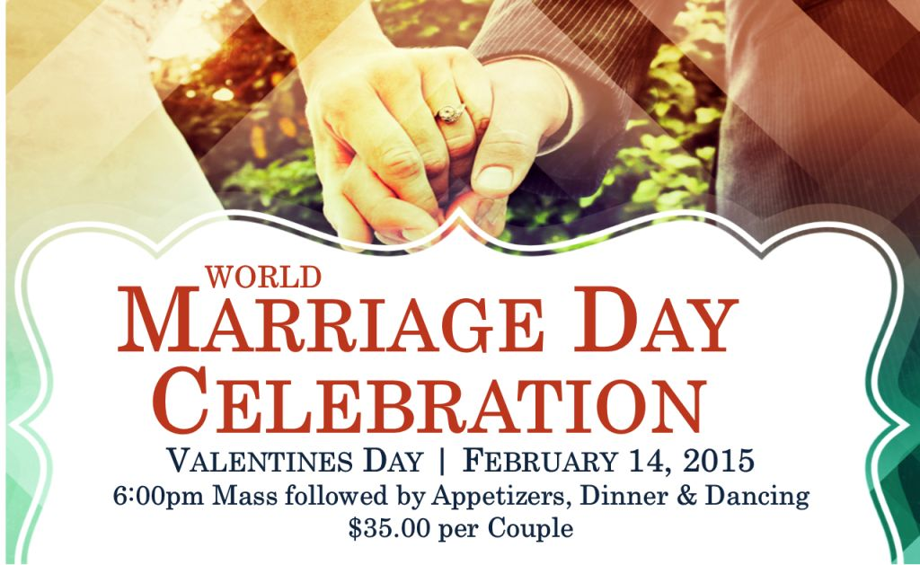 2-World Marriage Day