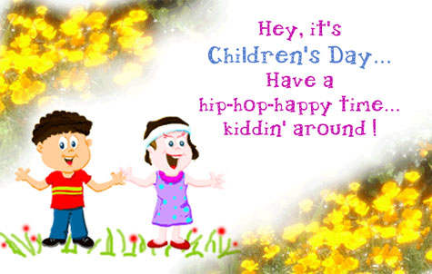 21-Happy Children Day Wishes